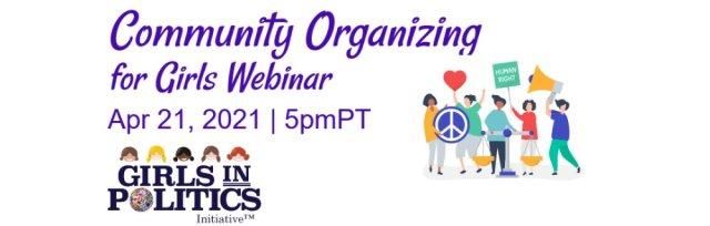 Community Organizing for Girls Webinar