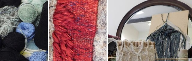 Tapestry Weaving Weekend with Lorna Goldsmith [Ref#434]