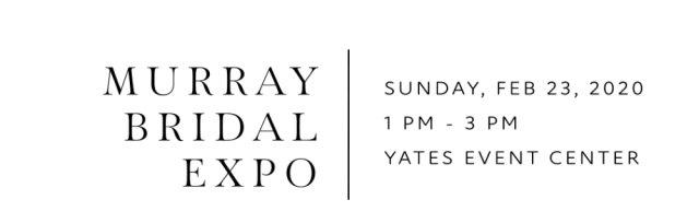 The Murray Bridal Expo