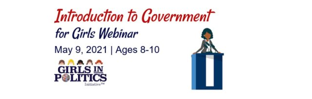 Introduction to Government for Girls Webinar
