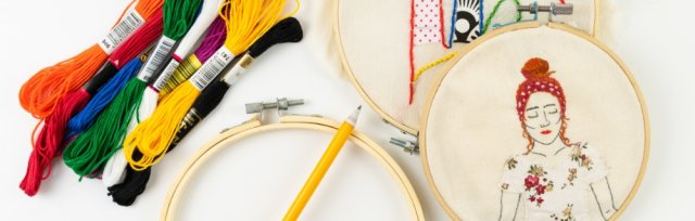 Virtual Embroidery Class