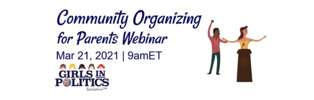 Community Organizing for Parents Webinar
