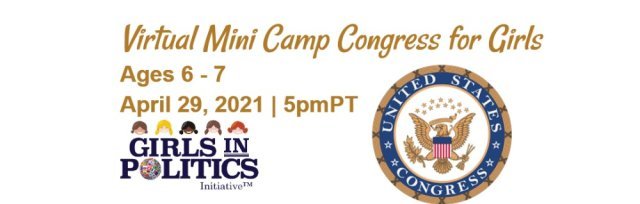 Virtual Mini Camp Congress for Girls