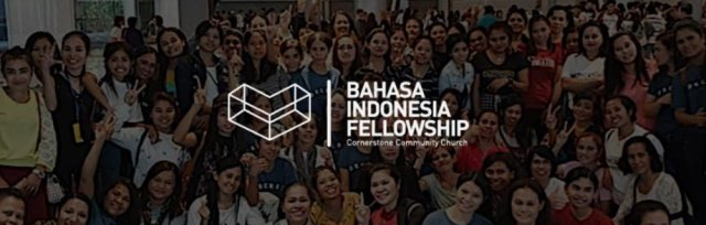 (www.bindof.com 18 Oct'20) CORNERSTONE BAHASA INDONESIA FELLOWSHIP SERVICE