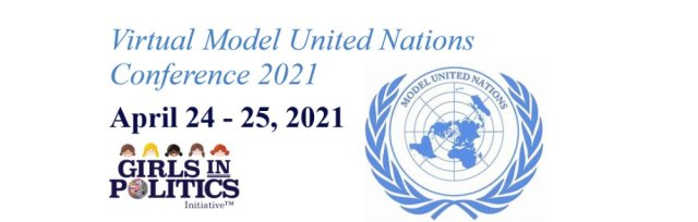 Virtual Model United Nations Conference 2021