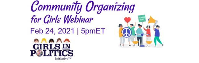 Community Organizing for Girls Webinar