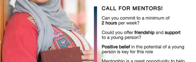 Call for Mentors!