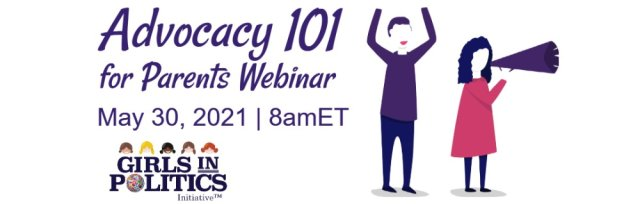 Advocacy 101 for Parents Webinar