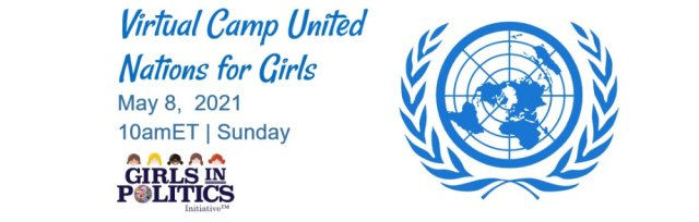 Virtual Camp United Nations for Girls