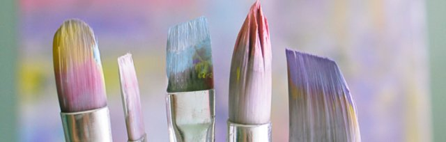 Sip & Paint with Watercolours - Virtual Workshop