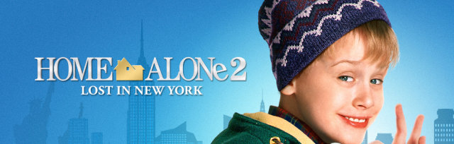 Home Alone 2 - Lost in New York PJs & Pillows Drive-in at Leopardstown Racecourse