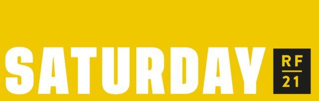 SATURDAY - £55+bf - Riverside Festival 2021