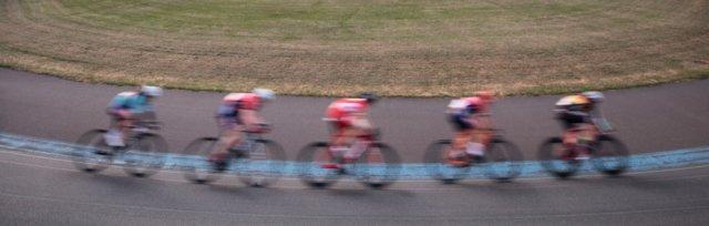 Year R/1/4 Track Cycling