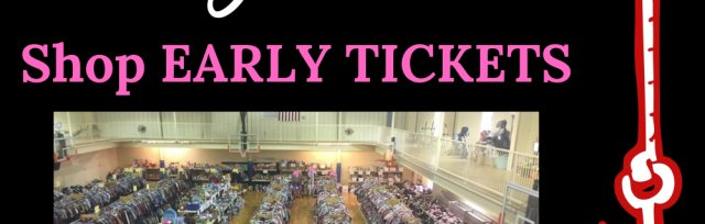 Hooked On Consignment Kids Sale TICKETS