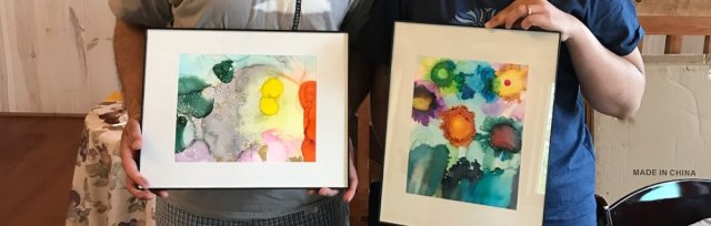 ABSTRACT INK CRAFT WORKSHOP