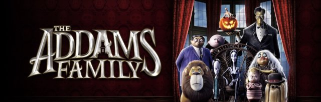 The Addams Family (2019) at Leopardstown Racecourse