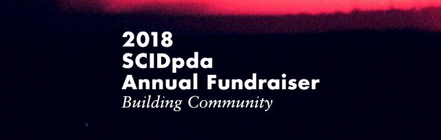 2018 SCIDpda Annual Fundraiser: Building Community, Presented by Muckleshoot Indian Tribe