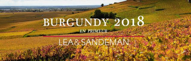 2018 Burgundy En Primeur Tasting