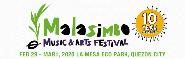 Malasimbo Music and Arts Festival 2020