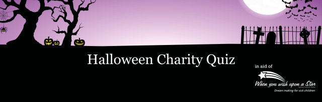 Bridge McFarland Charity Halloween Quiz