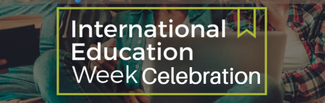 International Education Week 2018 Celebration
