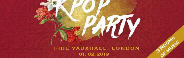 London: K-pop & K-hiphop Party x KEvents