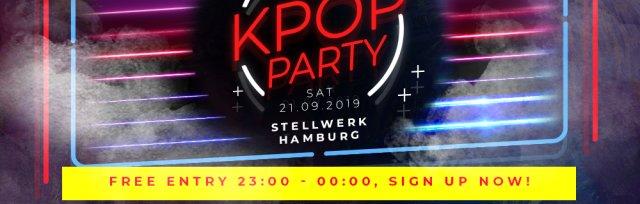 Hamburg: K-pop & K-hiphop Party x KEvents
