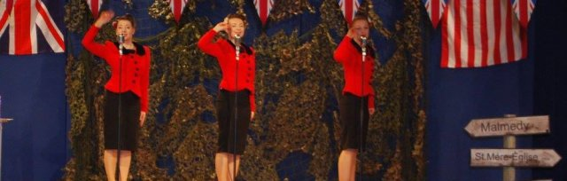 Band Night with special guests 'My Favourite Things' - Wartime Theme