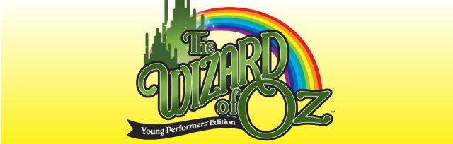 SJR Thespians presents The Wizard of Oz Jr.