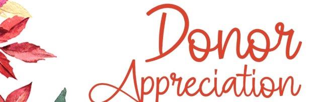 CWO Donor Appreciation Fundraiser