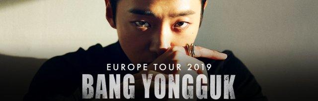 BUDAPEST: Bang Yong Guk Concert