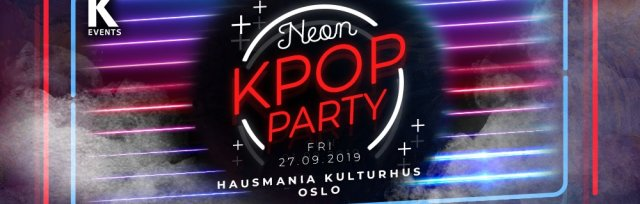 Oslo:K-pop & K-hiphop Party x Kevents