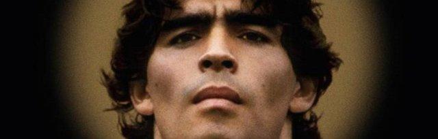 Diego Maradona (cert 12A). Screening starts 7.30pm