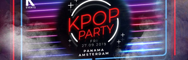 Amsterdam: Kpop & Khiphop Party x KEvents