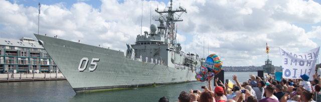 Royal Australian Navy - NSW Kids in Need Open Day