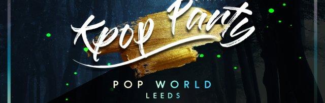 Leeds: K-pop & K-hiphop Party x KEvents