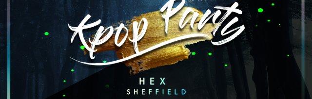 Sheffield: K-pop & K-hiphop Party x KEvents
