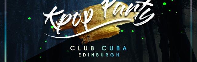 Edinburgh: KPop & KHiphop Party x KEvents