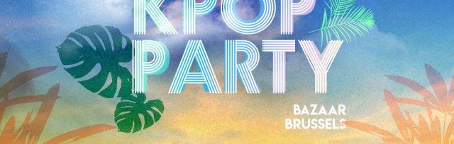 Brussels: K-pop & K-hiphop Party x KEvents