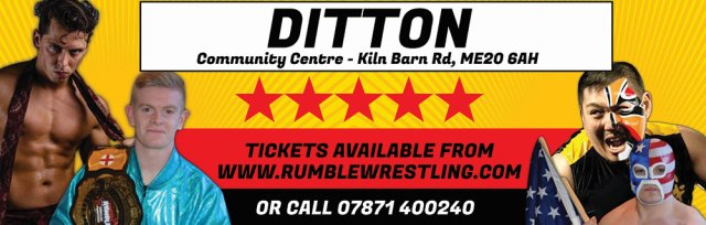 Rumble Wrestling in Ditton