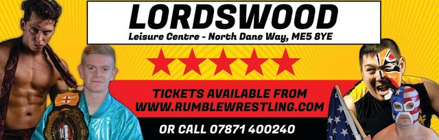 Rumble Wrestling in Lordswood