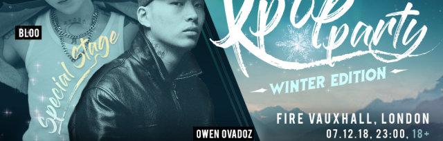 London: K-pop & K-hiphop Party x KEvents ft Bloo & Owen Ovadoz