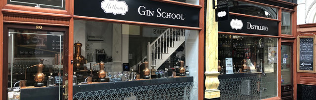 Hull Gin School - Distil your own Gin