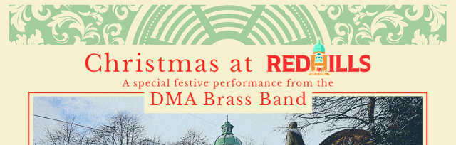 Christmas at Redhills with the DMA Brass Band