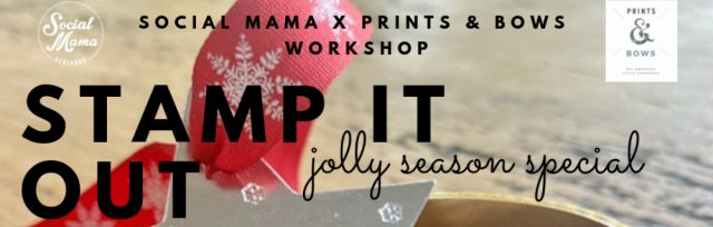 STAMP IT OUT: the jolly season special