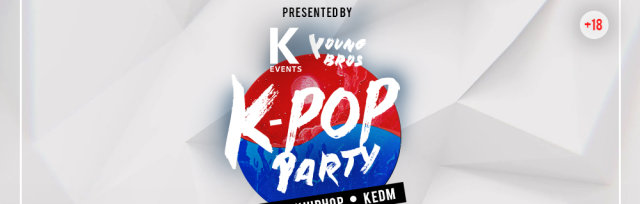 London - K-pop & K-hiphop Party x K-Events x Young Bros