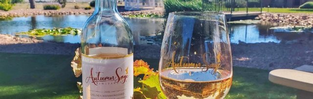 Autumn Sage Reading and Tasting with Tolsun Books