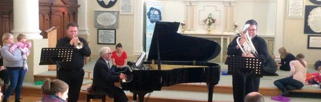Autumn Concert - Euphonium, Cornet and Piano