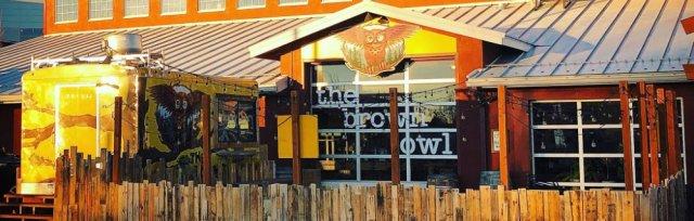 Firestone Walker & The Brown Owl  5 Course Dinner + Beer Pairing