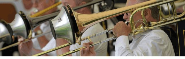 AN AFTERNOON OF MUSIC AND DANCING WITH THE BEVERLEY BIG BAND